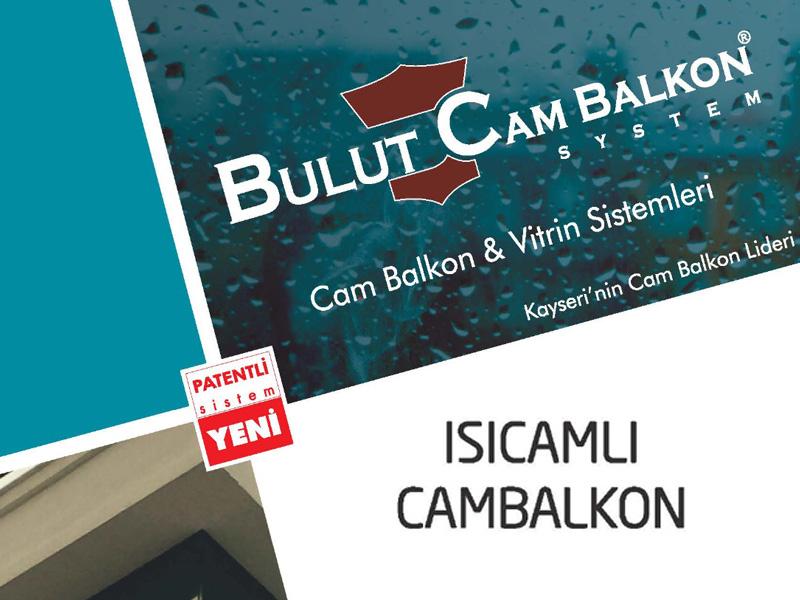 Isı Camlı CAM BALKON - E-Kataloğu