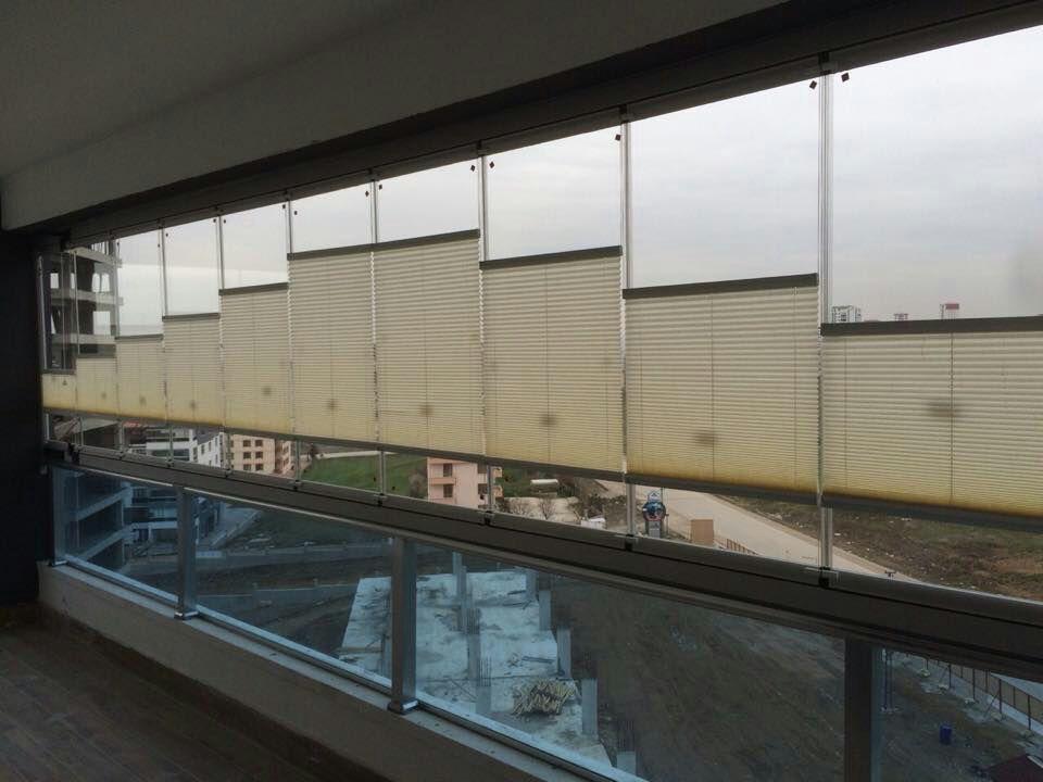 Isı Camlı Cam Balkon Sistemi
