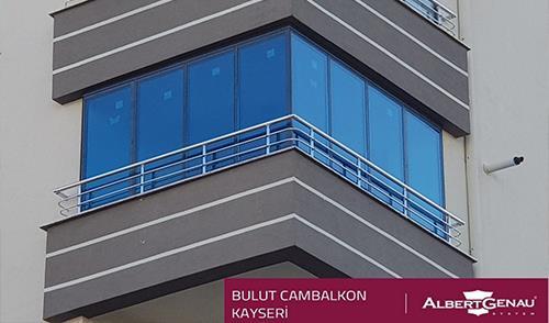 Isı Cam Balkon 16