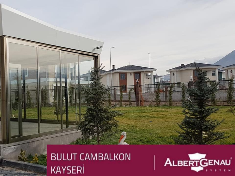 Isı Cam Balkon 24
