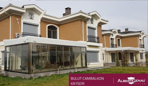 Isı Cam Balkon 39